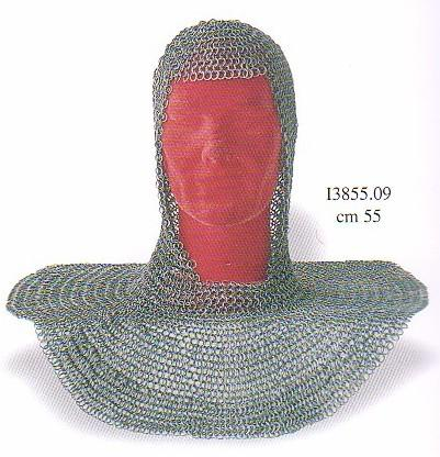 Chainmail coif Armor