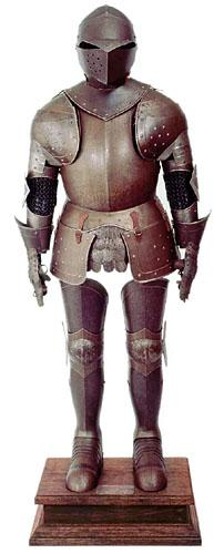 Medieval Armour (Antique)