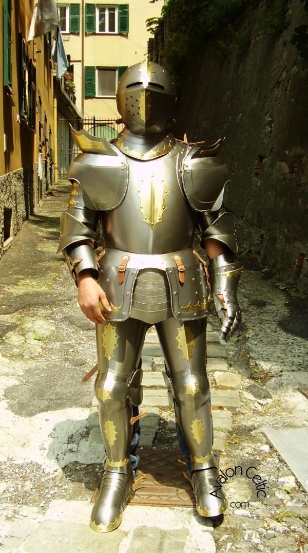 Medieval Knight Armor - Medieval Italian Armor