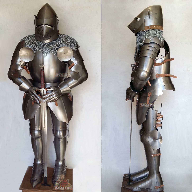 Medieval Knight Armour