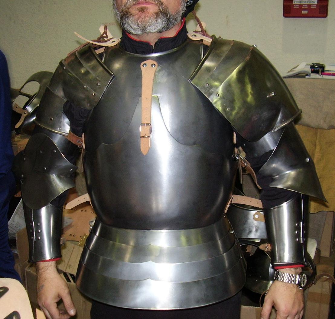 Medieval Cuirass Italian