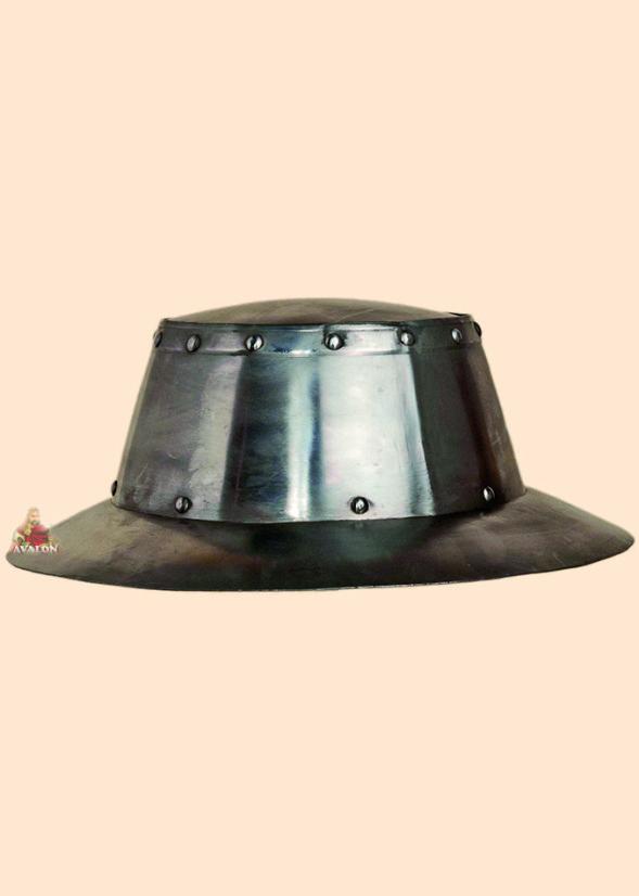 Kettle Hat - Medieval Helmet