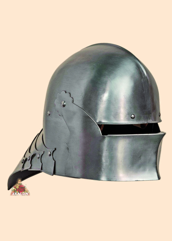 German Sallet - Battle-ready Sallet