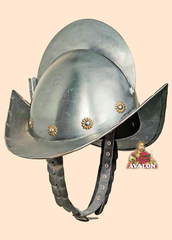 Helmet Morion - Helmet Spanish