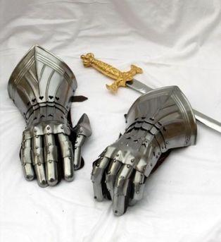 Medieval Finger Gauntlets
