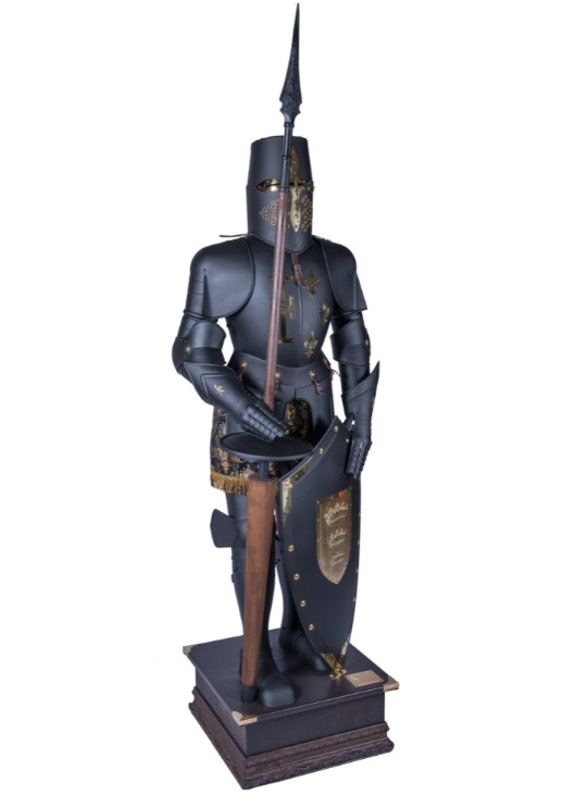 Medieval Armour - Tournament Armor (Decorative)
