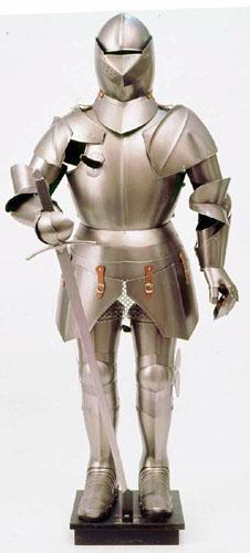 Medieval Armor Italian