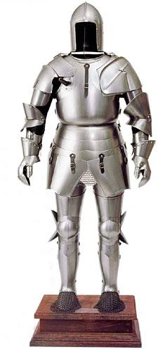 Medieval Armor History