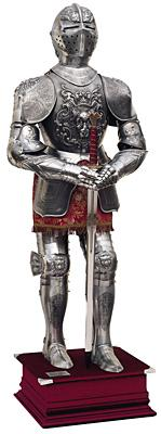 Medieval Armour (Spanish)