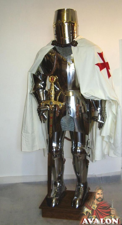 Knights Templar Armor