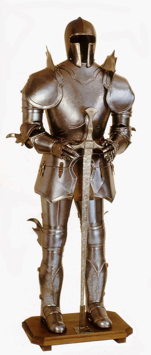 Armor Medieval Teutonic