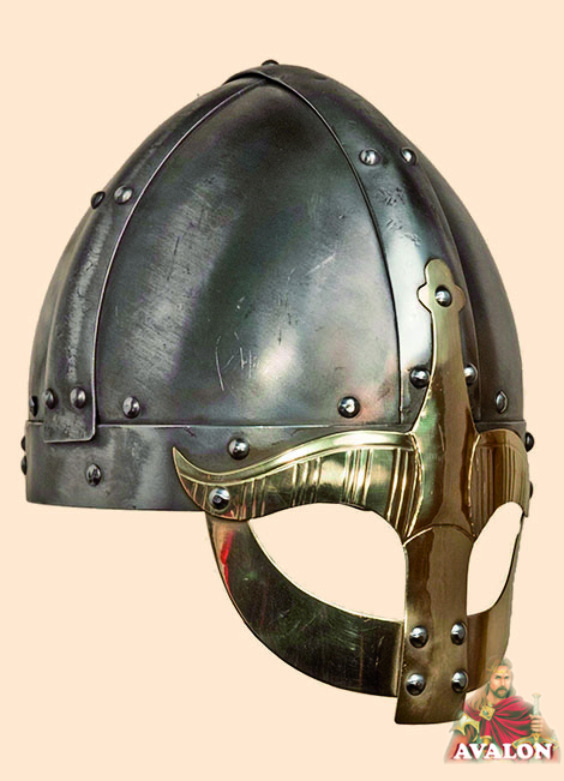 Gjermundbu Helmet - battle ready