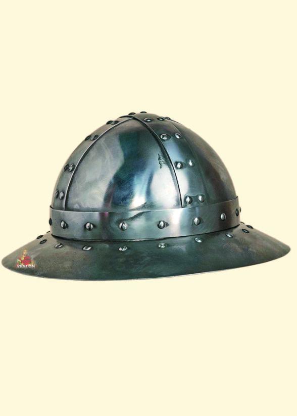 Medieval Kettle Hat - Medieval Helmet
