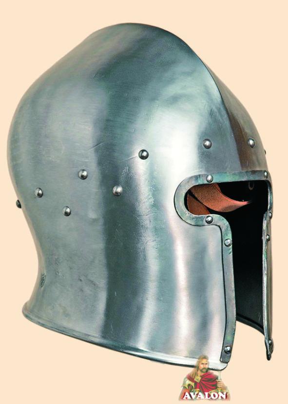 Barbute Helmet - Sallet to Venetian