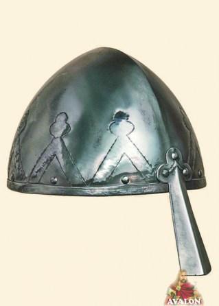 Medieval Helmets: Medieval Kettle Hat - Medieval Helmet