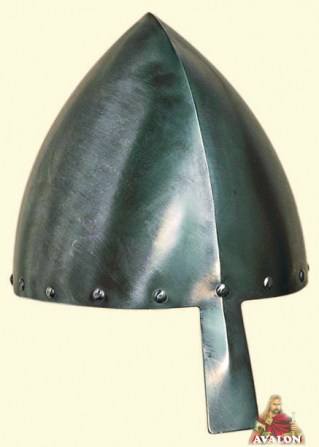 Conical Nasal helmet -  Battle Ready Helmet