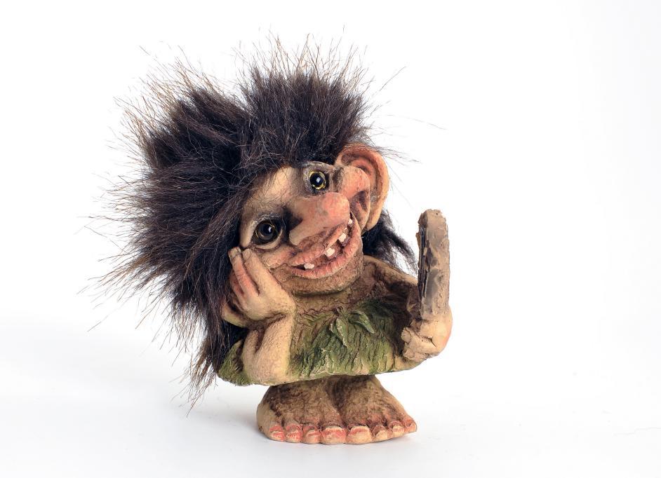 troll nyform norwegian troll 142 fairy clipart black and white fairies clip art free